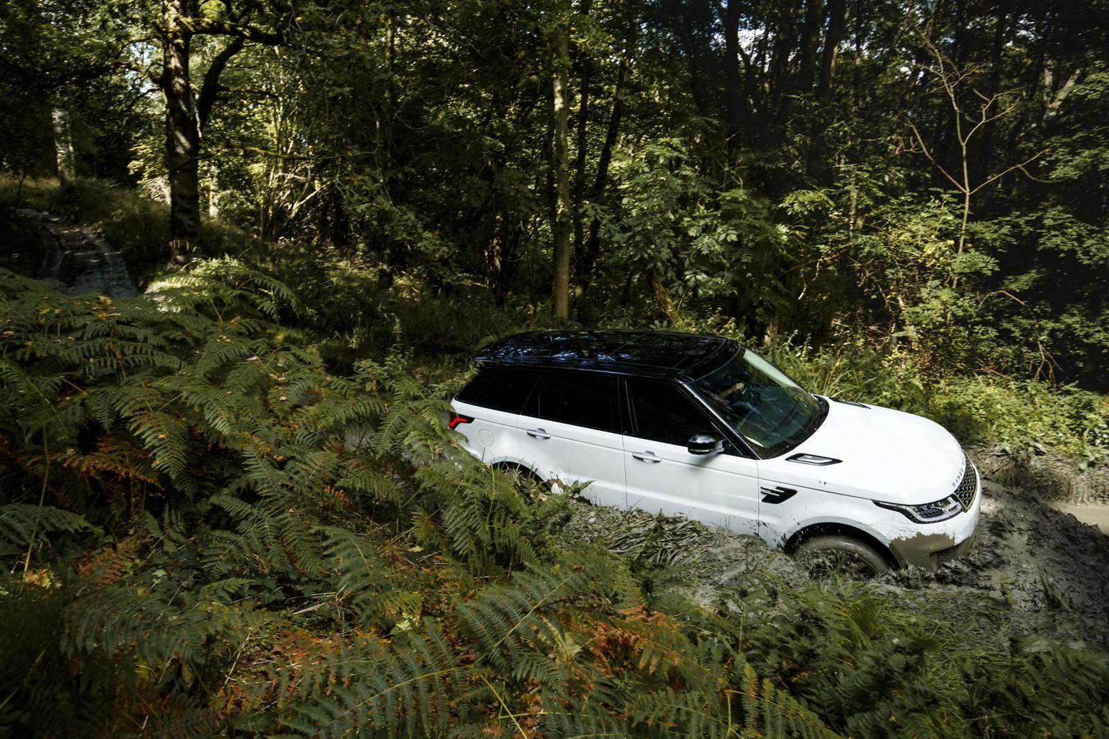Foto de Land Rover Range Rover Sport 2018 (4/40)