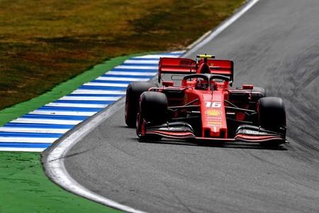 Leclerc Alemania F1 2019
