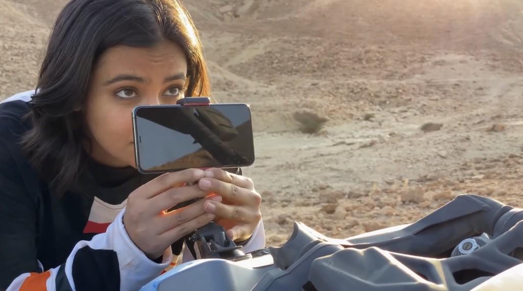 Un reciente vídeo grabado con el iPhone once Pro nos presenta su enorme estabilización en el desierto saudí