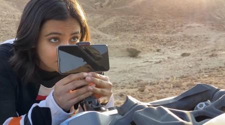 Un nuevo vídeo grabado con el iPhone 11 Pro nos muestra su enorme estabilización en el desierto saudí