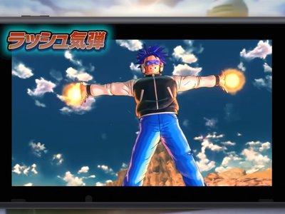 Dragon Ball Xenoverse 2 llega a Nintendo Switch este 22 de septiembre, y ya tenemos el primer tráiler