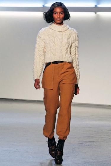 Tendencias Otoño-Invierno 2012/2013: la lana y el punto son el rey de los tejidos invernales