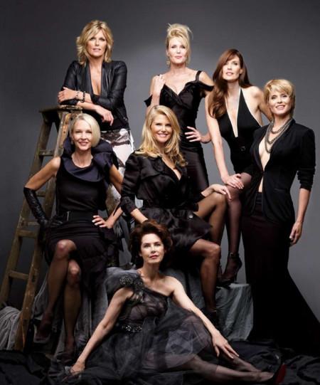 Las modelos más longevas: guapas después de cumplir los 60