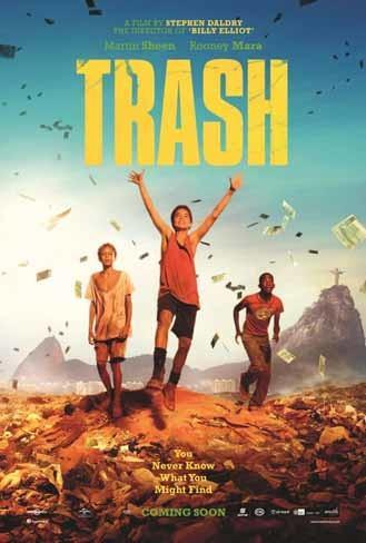 'Trash, ladrones de esperanza', niños perdidos y corrupción en Brasil