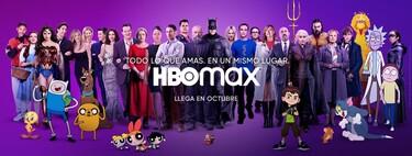 Ya hay fecha para HBO Max: el 26 de octubre llega a España la nueva plataforma de streaming de Warner
