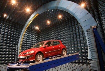Centro Renault de tests electromagnéticos