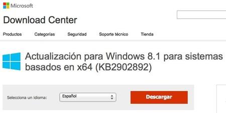 Microsoft actualiza Windows 8.1 para solucionar problemas de Skype con Sandy Bridge