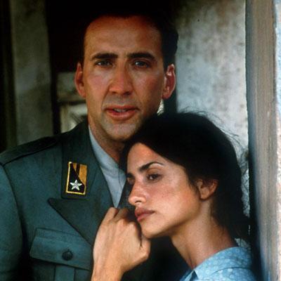 Penélope Cruz y Nicolas Cage
