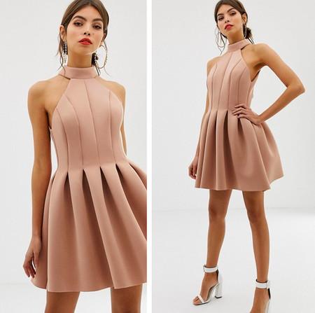 Vestido Ros Palo