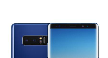 Así es la cámara del Samsung Galaxy Note 8
