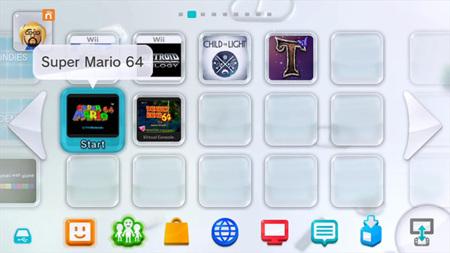 Mamma Mia! Gameplays de Super Mario 64 y Donkey Kong 64 de la VC para Wii U