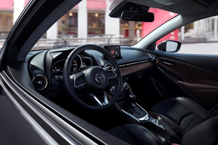 Mazda2 2019 Interior