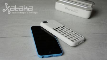 iphone 5c joven