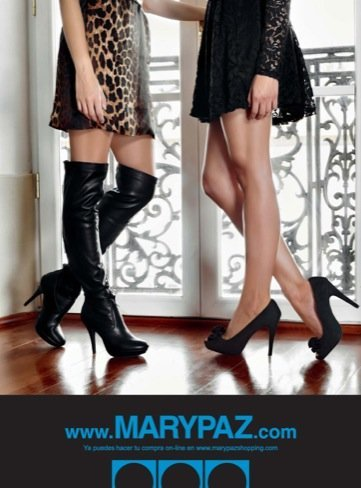 Marypaz, otoño-invierno 2010/2011 zapato