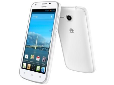 Huawei Ascend Y600, cinco pulgadas para la gama de acceso