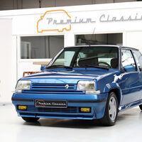 Cápsula del tiempo: un impecable Renault 5 GT Turbo está buscando garaje ¡por 22.000 euros!