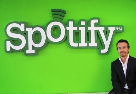 """""""Queremos crear un modelo en el que todos los artistas quieran estar con nosotros"""": Javier Gayoso, director de Spotify España"""