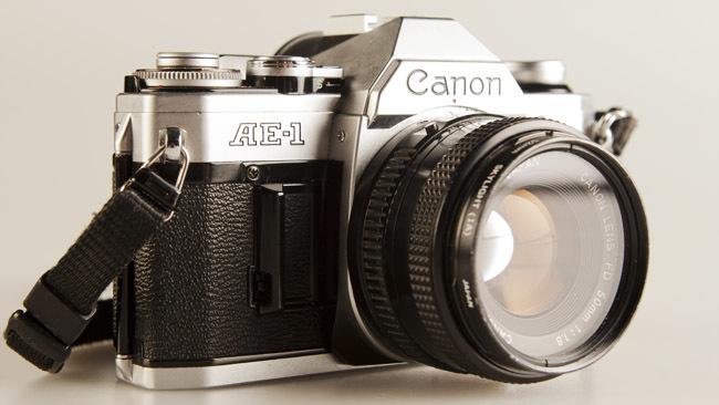 Canon AE-1 Fotografia Analógica