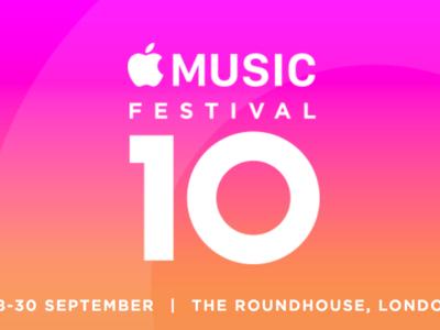 Después de 10 años de celebración, el Apple Music Festival ha sido cancelado
