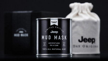 Jeep Mud Mask