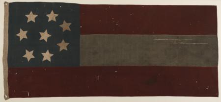 Primera bandera confederada