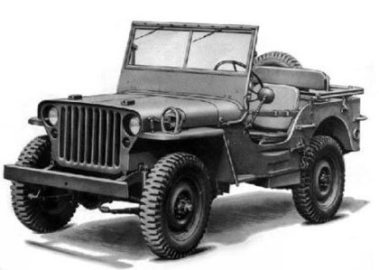 Jeep, el todoterreno por excelencia