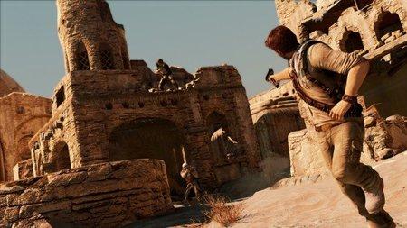 'Uncharted 3: La traición de Drake' a punto de salir. Allá va su espectacular trailer de lanzamiento