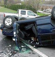 La estadística tramposa de los accidentes de tráfico: vivir es casi tan peligroso como conducir (I)