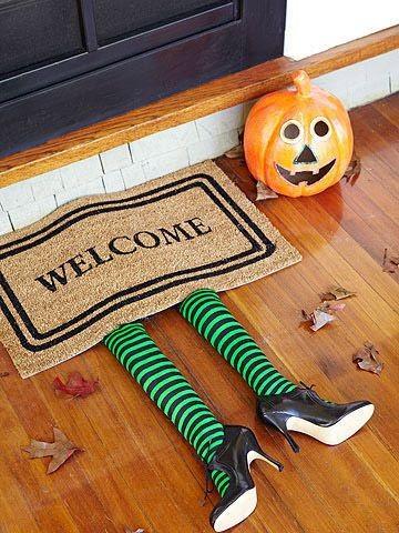 Última hora para Halloween, te proponemos unos sencillos DIY para recibir Halloween