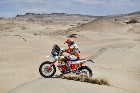 Laia Sanz Dakar 2018 2
