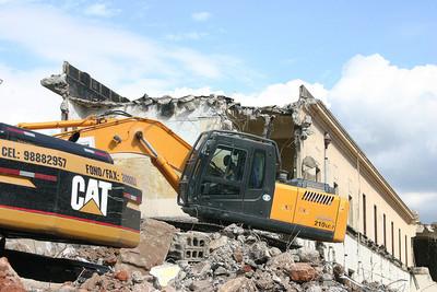 ¿Derribar viviendas sin hueco en el mercado? El caso irlandés… ¿y el español?