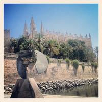 El Parc de la Mar, la mejor fachada de Palma de Mallorca