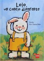 """""""Lolo, un conejo diferente"""", un libro sobre la diversidad"""