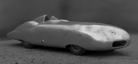 Mercedes Benz 1936 Record Velocidad 100