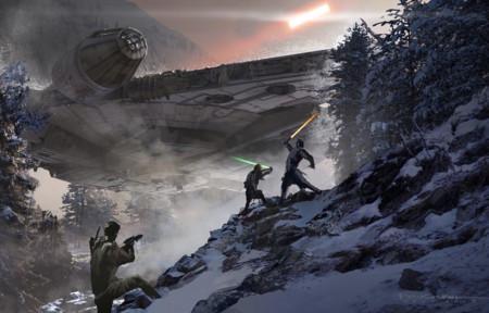 Star Wars E Vii Bocetos 28