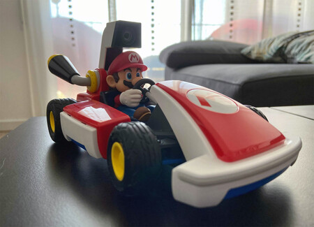 Análisis de Mario Kart Live: Home Circuit: más juguete que tecnología