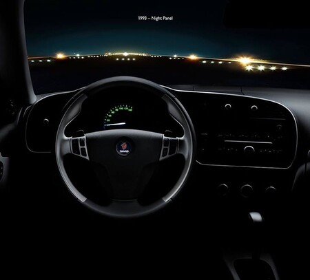 Saab Panel