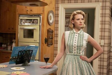 Betty en la cocina