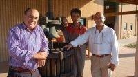 Venta de Baños presentará su primer vino