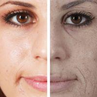 El vídeo que muestra lo que puede hacer el tabaco en tu rostro