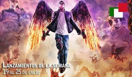 Lanzamientos de la semana en México del 19 al 25 de enero