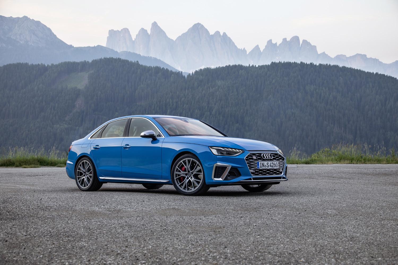 Foto de Audi S4 TDI 2019, toma de contacto (1/52)