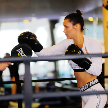 Entrenamiento de boxeo para principiantes: todo lo que necesitas saber para practicar del deporte de moda entre las celebrities