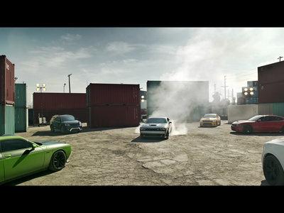 """Vin Diesel se une a la """"La Hermandad del Músculo"""" de Dodge"""