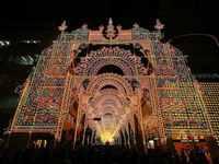 Festival de luces de Kobe, la nueva tradición de Japón