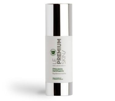 Probamos la emulsión matificante de Le Premium Skin, una opción para pieles mixtas y grasas