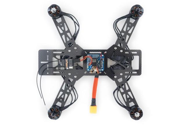Quadcopter Emax 250
