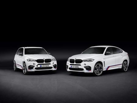 BMW X5 M y X6 M por M Performance