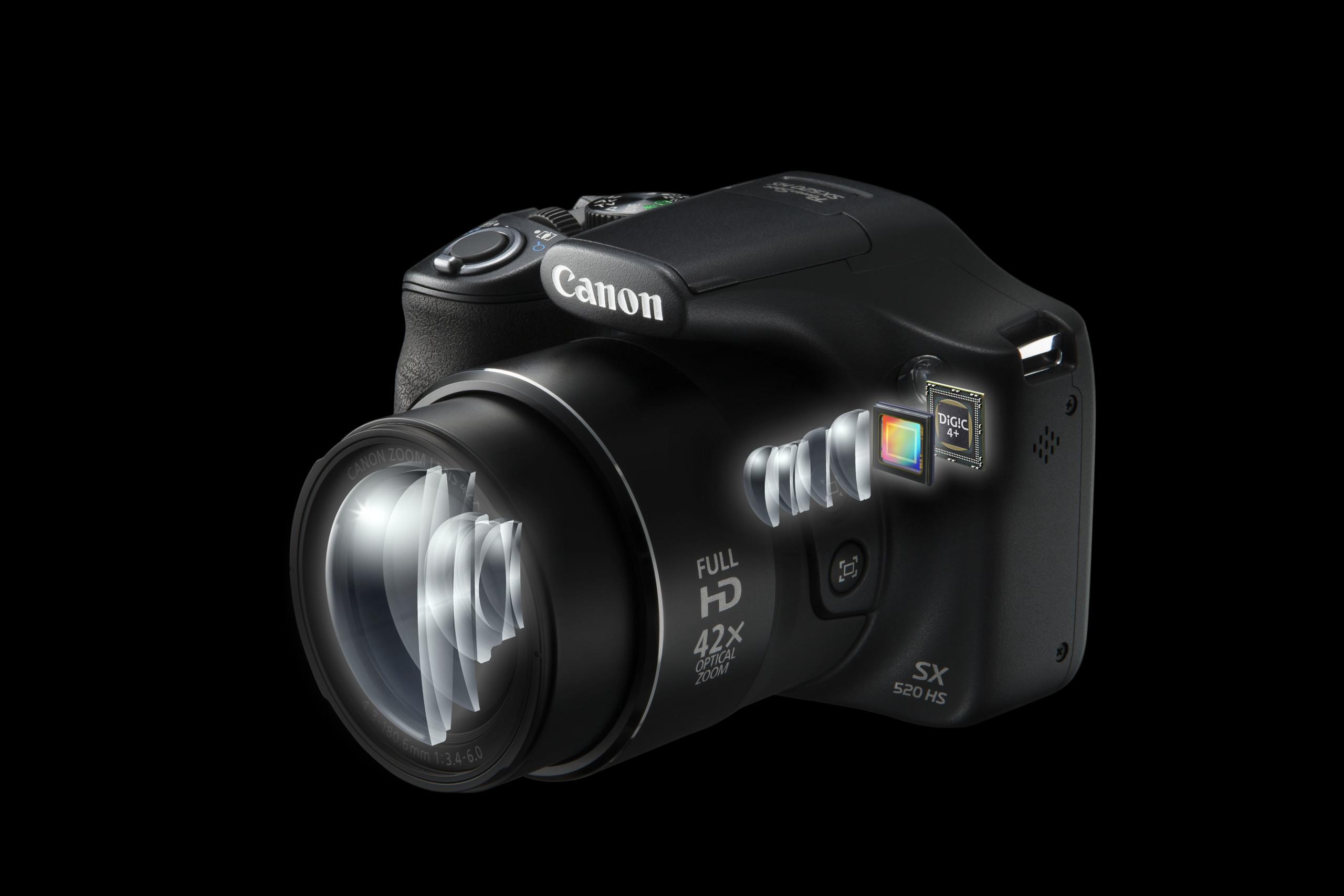 Foto de Canon PowerShot SX 520 HS y Canon Powershot SX400 IS (9/9)