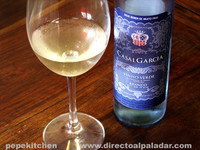 Casal Garcia, vino verde de Portugal